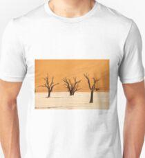 Dead Vlei in Namib Desert T-Shirt