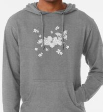 Just Add Colour - Tropical Butterfly Lightweight Hoodie