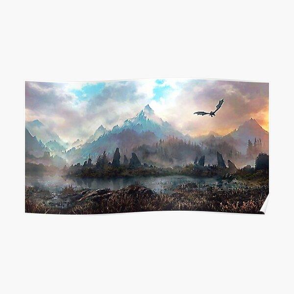 Dragon Mountain -  Poster