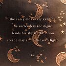 Moon poem by laurelstreed