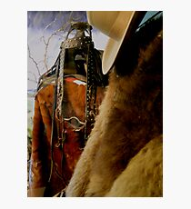 Western Odds 'N' Sods Photographic Print