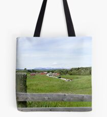 The Bar U Ranch, Alberta, Canada Tote Bag