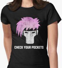 Gambit - Channing Tatum T Shirt - Comic Con 2015 Women's Fitted T-Shirt