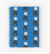 Vergil DMC 5 chibi Spiral Notebook