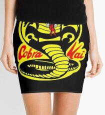 das Karate Kid Cobra Kai Logo Minirock