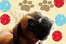 Schauen Sie, wer 1 - Boxer Dog Series ist von Evita