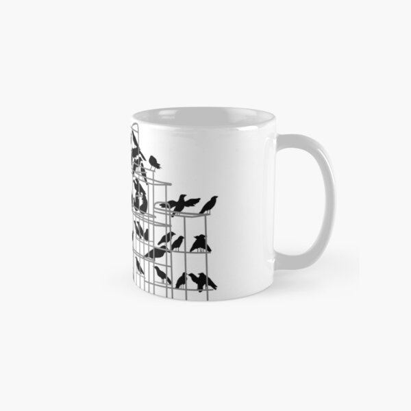 Alfred Hitchcock's The Birds Classic Mug