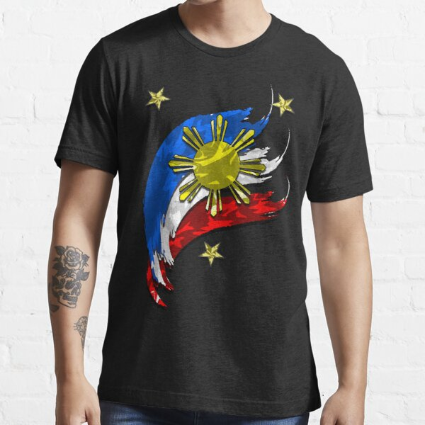 Philippine  Flag Essential T-Shirt