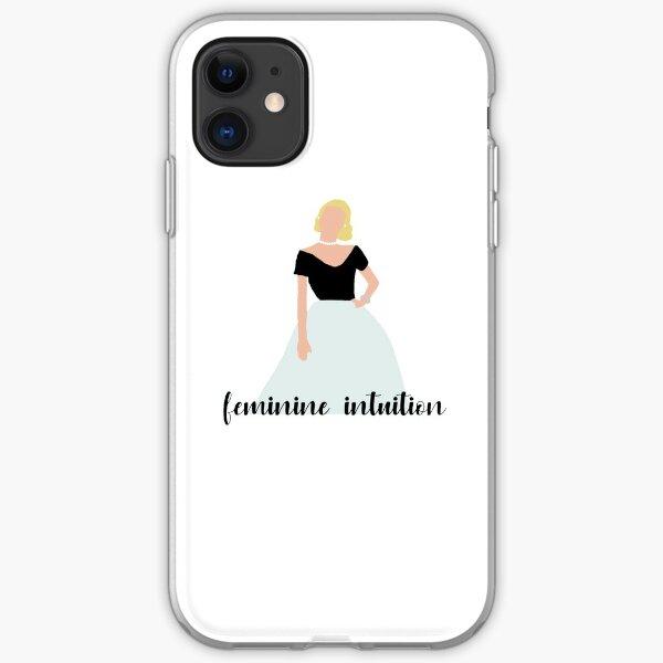 Feminine Intuition iPhone Soft Case