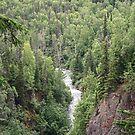 Waterfall by copperhead