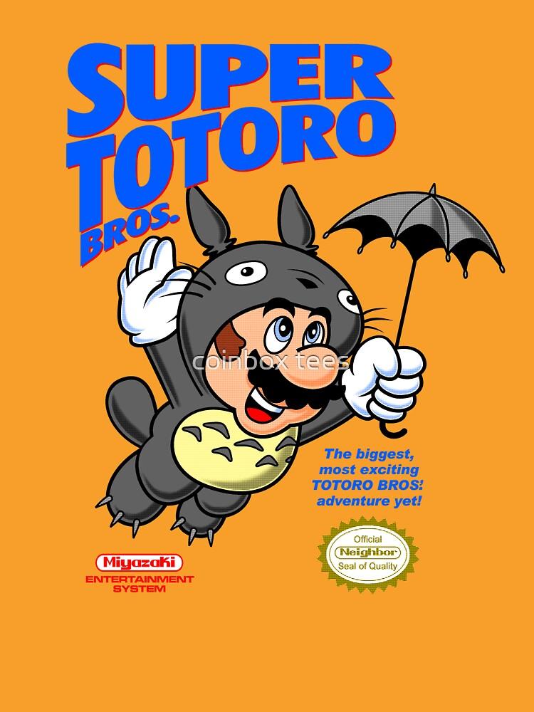 Super Totoro Bros | Unisex T-Shirt