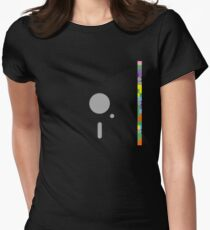 New Order - Blue Monday Womens Fitted T-Shirt