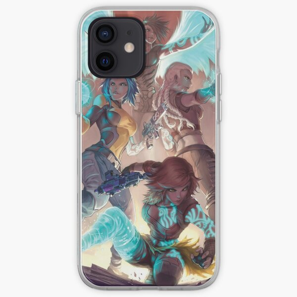 Sirens iPhone Soft Case