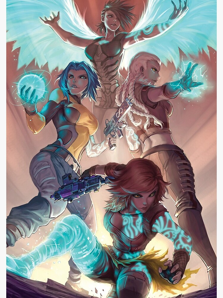 Sirens by Quirkart