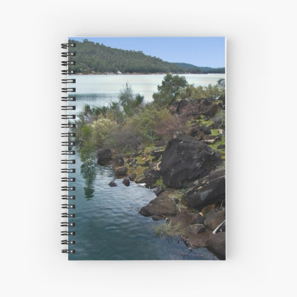Mundaring Weir Spiral Notebook