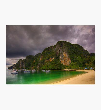 Phi Phi Paradise Photographic Print