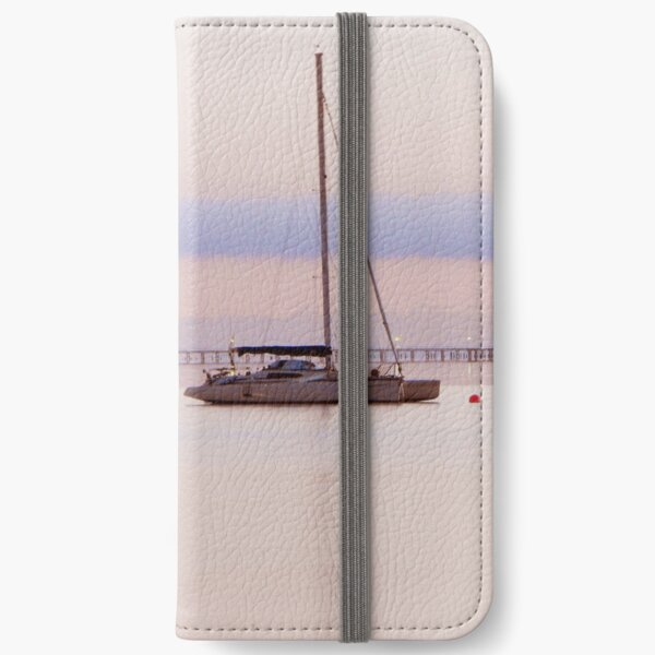 The Peace of Dawn iPhone Wallet