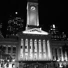 Town Hall, Kings Square, Brisbane, Qld, Australia by SunnieGal