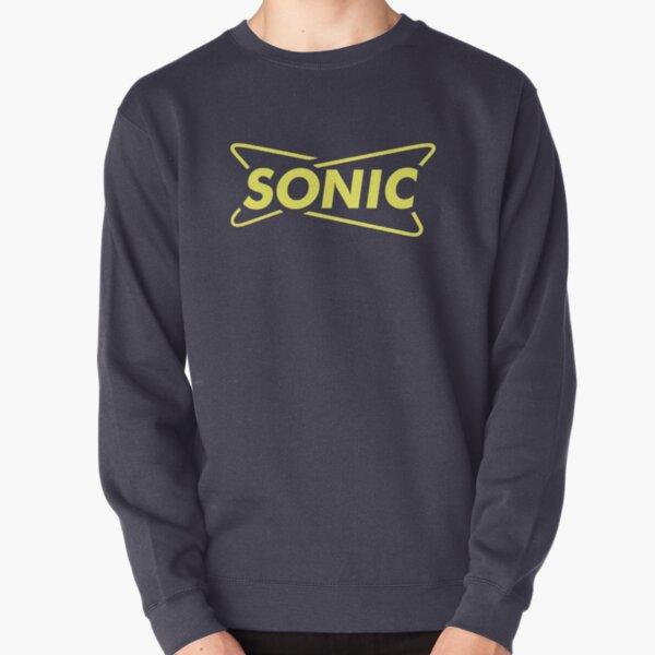 Sonic Drive In New logo Pullover Sweatshirt