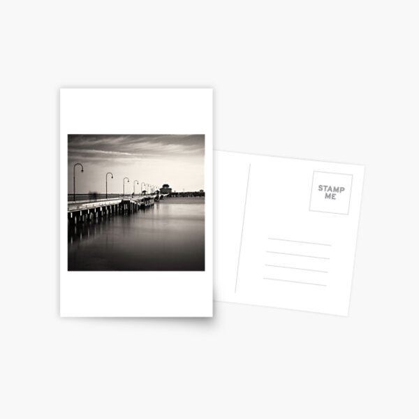 St Kilda Pier 2  Postcard