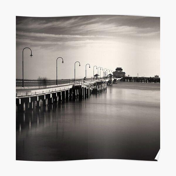 St Kilda Pier 2  Poster