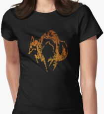 Foxhound V3 Women's Fitted T-Shirt
