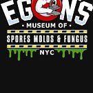 Egons Museum für Sporenformen und Pilz von Adho1982