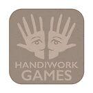 Handiwork Logo - Carboard by Handiwork-Games