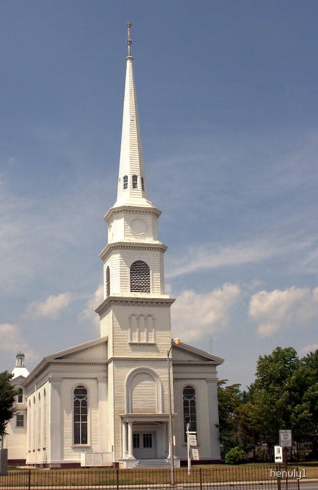 church building by henuly1