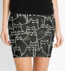 Minifalda Gatos sospechosos