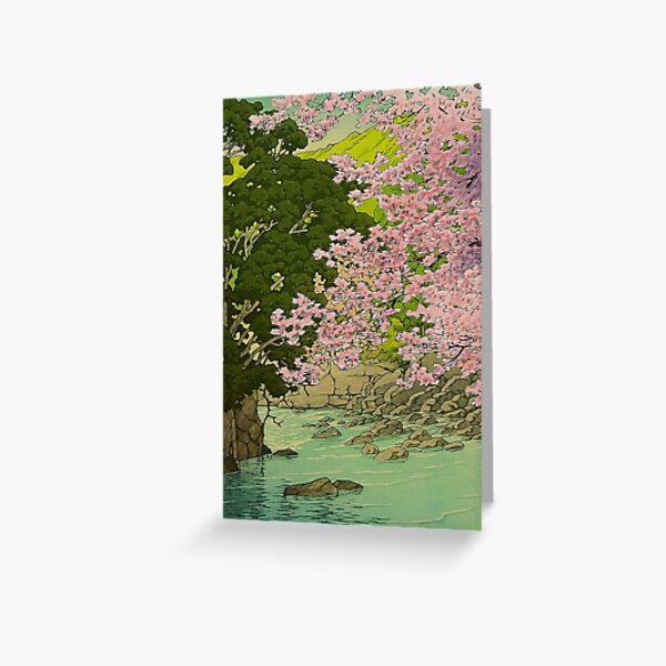 Shaha - A Place Called Home  Greeting Card