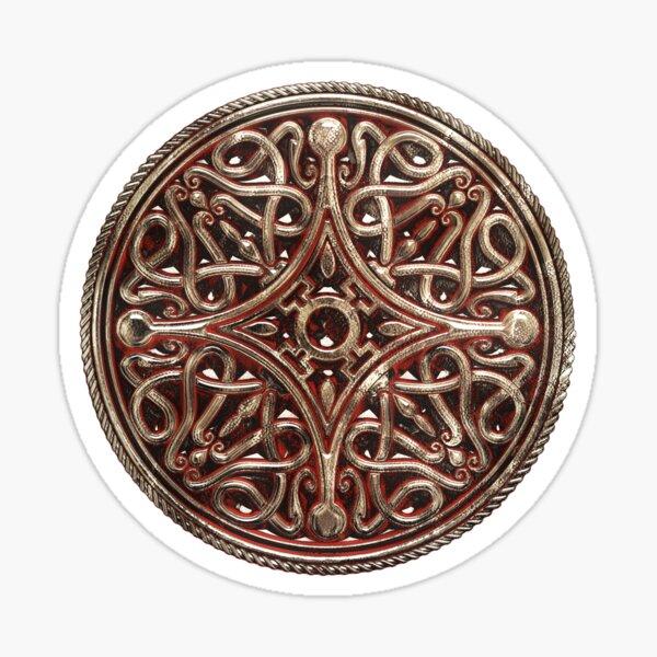Beowulf Diamond Design  Sticker