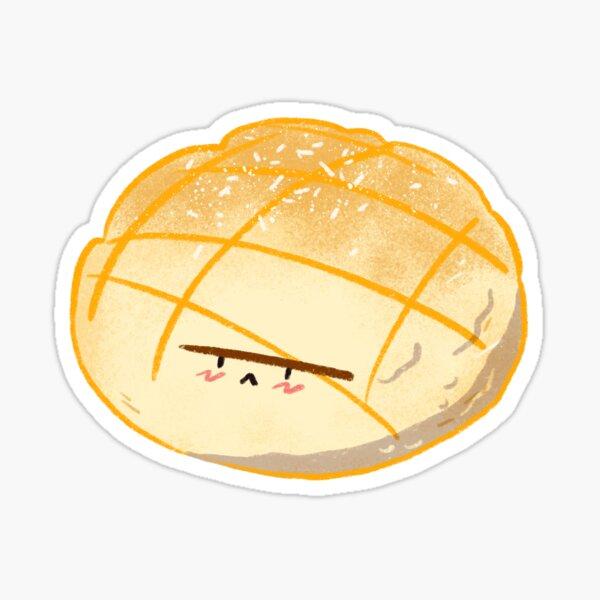 Kawaii melonpan Sticker