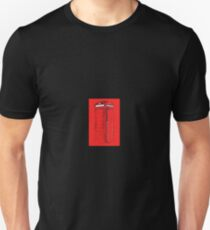 Abstract phone box Unisex T-Shirt