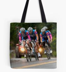 Univest Time Trial: image1 Tote Bag