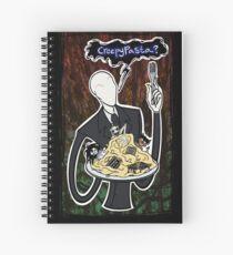 CreepyPasta? Spiral Notebook