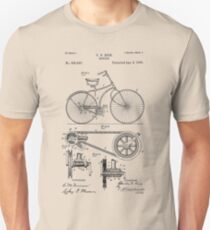 Bicycle patent from 1890 T-Shirt
