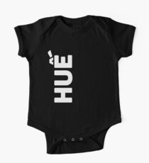 Hue Short Sleeve Baby One-Piece