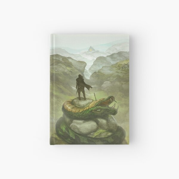 Beowulf Serpent Slayer Hardcover Journal