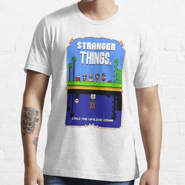 Choses plus étranges - Super Mario T-shirt essentiel