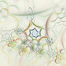 Down The Path Of Dreams by Deborah  Benoit
