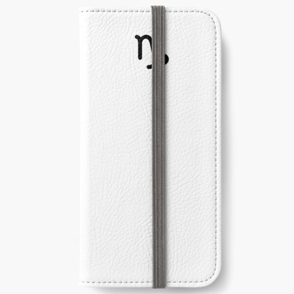 Capricorn iPhone Wallet