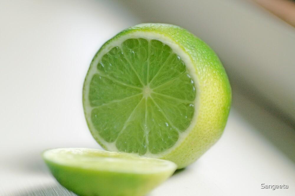 Lime by Sangeeta