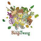 The Forest Dragon Bang & Twang by Handiwork-Games