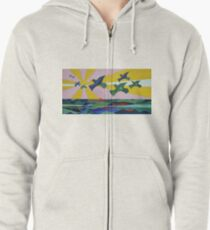 Dangerous Waters II Zipped Hoodie