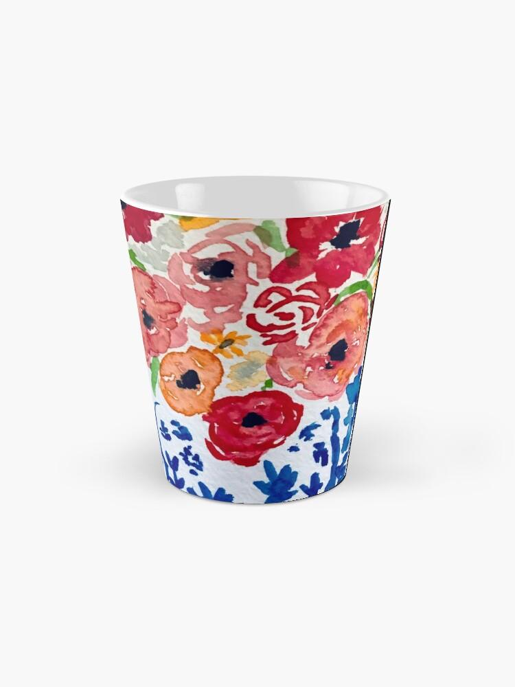 Alternate view of Summer Flowers  Mug