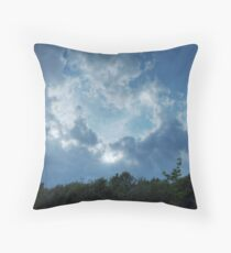 Heavenly (version III) Throw Pillow