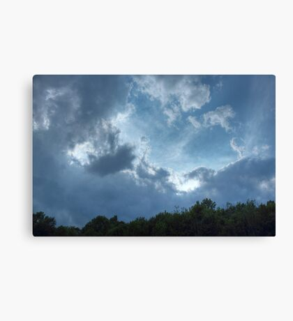 Heavenly (version IV) Canvas Print