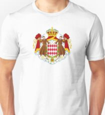 Coat of Arms of Monaco  T-Shirt