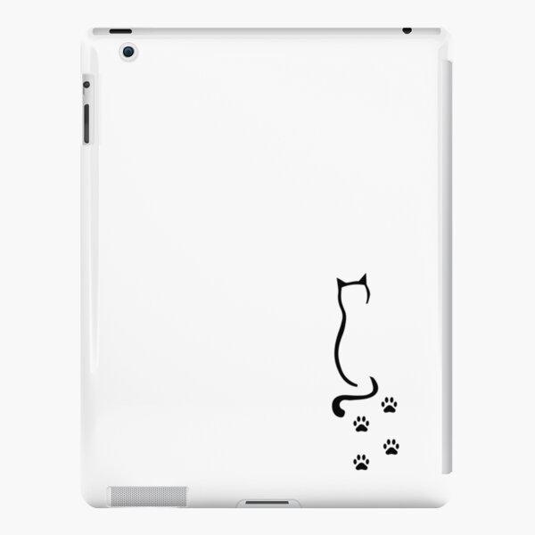 Cat - unique trait iPad Snap Case